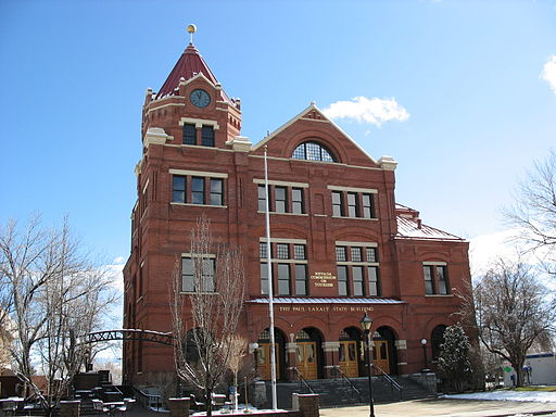 paul laxalt state building in carson city, nv
