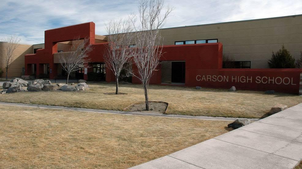 exterior carson high school