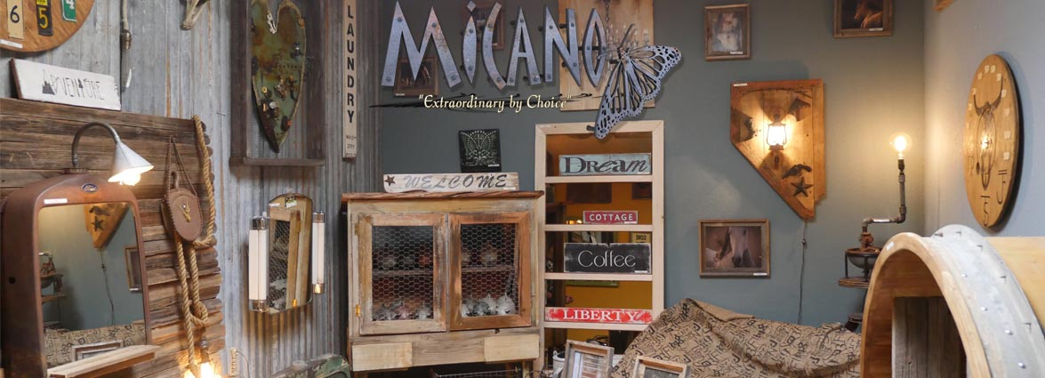 Micano Home & Garden Decor