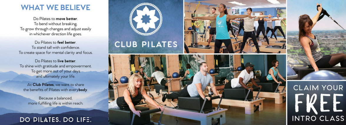 Club Pilates Sparks