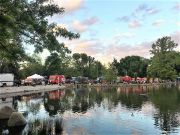 Food Truck Friday at Idlewild Park