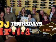 Midtown Wine Bar, Thirsty Thursday with DJ Trivia