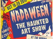 Nadaween; The Haunted Art Show