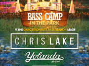 """bass Camp in the Park"" Ft. Chris Lake"