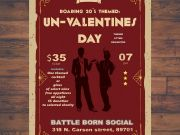 Roaring 20's Themed: Un-Valentines Day Party