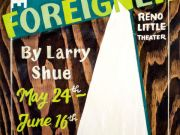 Reno Little Theater, The Foreigner
