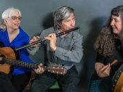 Brewery Arts Center, Fortunate Strangers - Celtic Music Series 2019/20