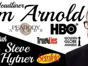 Reno Tahoe Comedy Presents: Comedian Tom Arnold at the Grand Theatre at Grand Sierra Resort