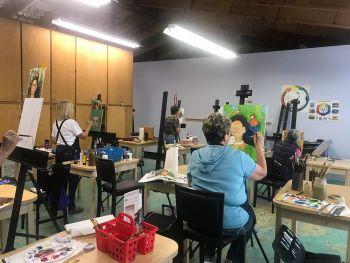 Brewery Arts Center, Open Studio Art Classes