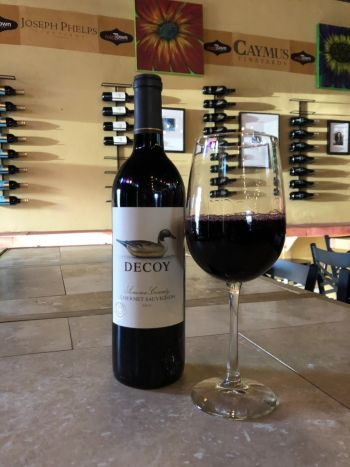Midtown Wine Bar, Decoy Cabernet