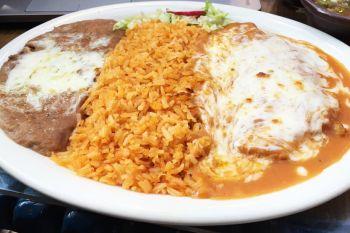 Bertha Miranda's Mexican Restaurant and Cantina, The Chile Relleno Special (Especial De Chile Relleno)