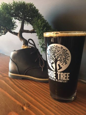 Shoe Tree Brewing Company, Mocha Porter