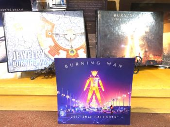 The Melting Pot World Emporium & Smoke Shop, Burning Man Books and Calendar