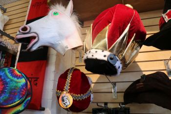 The Melting Pot World Emporium & Smoke Shop, Elope Costumes & Masks