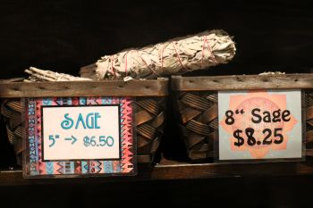 The Melting Pot World Emporium & Smoke Shop, Sage Smudge Sticks