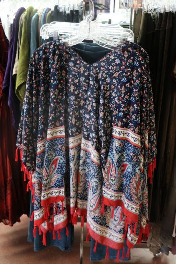 The Melting Pot World Emporium & Smoke Shop, Printed Summer Wrap
