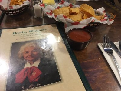 Bertha Miranda's Mexican Restaurant and Cantina photo