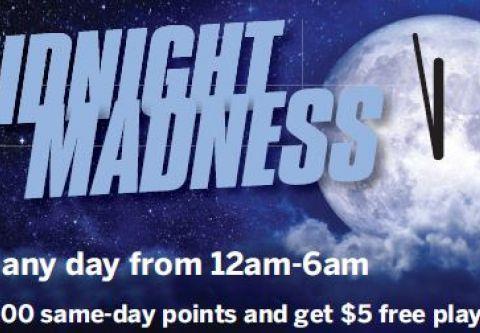 Max Casino, Midnight Madness!