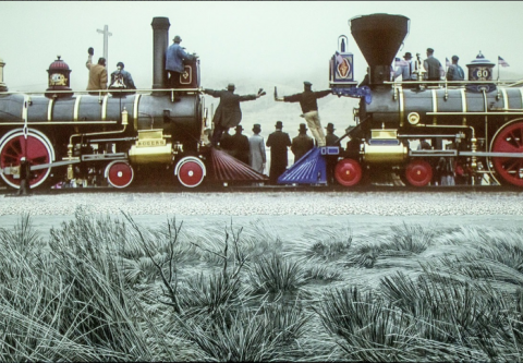 Nevada Museum of Art, Zhi Lin: Chinese Railroad Workers of the Sierra Nevada