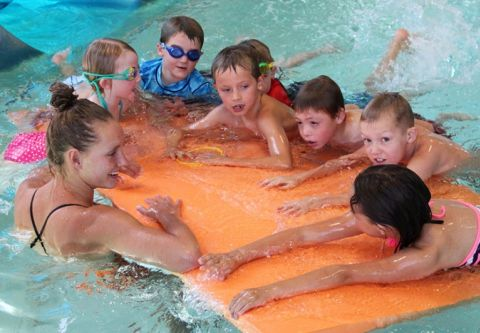 Carson Valley Swim Center, Swim Lessons