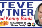 Reno Tahoe Comedy, Bania's Back! Steve Hytner of Seinfeld and Modern Family