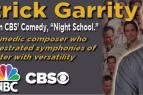 Reno Tahoe Comedy, Comedian Patrick Garrity of NBC & CBS Headlines Reno Tahoe Comedy