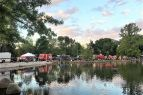 Food Truck Friday, Food Truck Friday at Idlewild Park