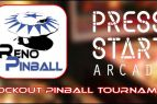 Press Start Arcade & Bar, IFPA Pinball tournament