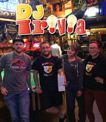 DJ Trivia, DJ Trivia Mondays at The Little Waldorf