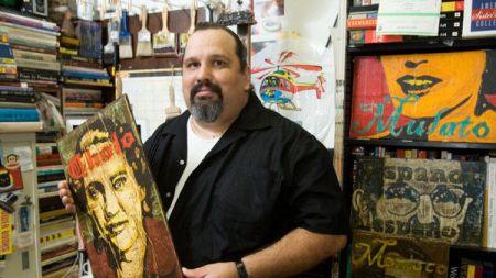 Nevada Museum of Art, Artist Paul Valadez: Giving Away Lessons in Scorn