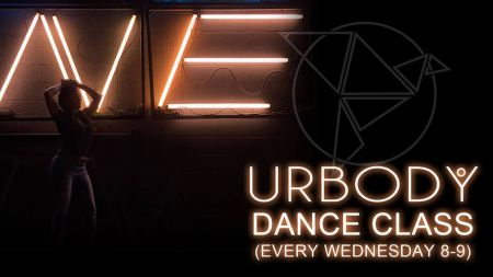 The BlueBird, URBody dance class with Jenes Carter and Yoü