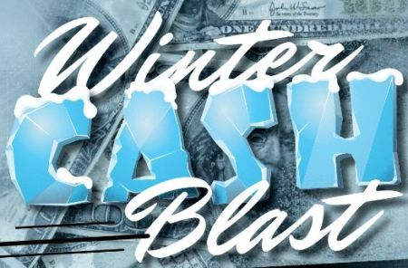 Max Casino, Winter Cash Blast