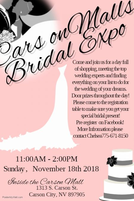 Carson Mall Bridal Expo | Carson Mall | Nevada Events