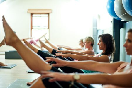 Club Pilates NW Reno, CP Reformer Flow 2