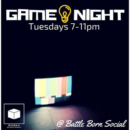 Battle Born Social, Game Night