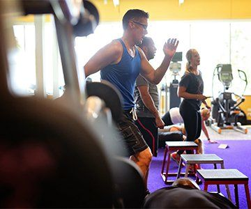 Anytime Fitness, Spinning AM