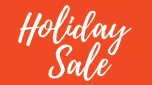 Museum Shop Holiday Sale