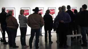 Nevada Museum of Art, Guided Tour: Saturday Afternoon