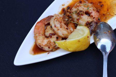 Fin & Filet, Coconut Shrimp