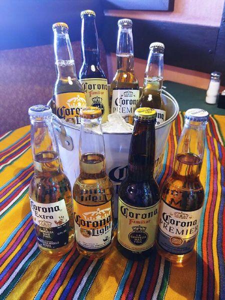 Si Amigos Mexican Restaurant, Corona Bucket Special