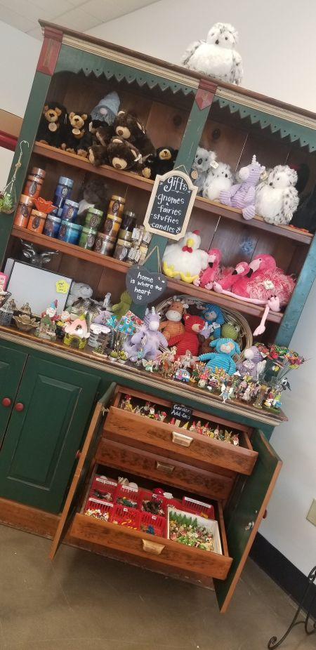 All Fired Up!, Gifts & Treasures