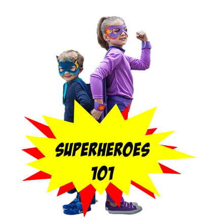 Reno Little Theater, ACTOUT Summer Camp - Superheroes 101