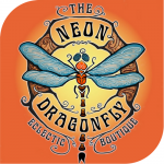 The Neon Dragonfly