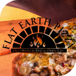 Flat Earth Pizza, Old World Brick Oven Co.