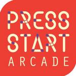 Press Start Arcade Bar